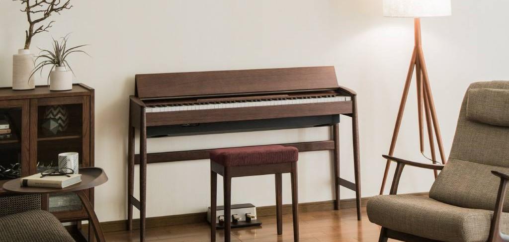 Pianos digitaux