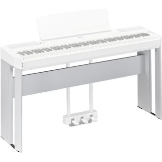 Yamaha L-515 WH stand
