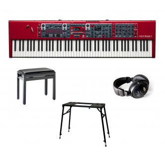 Nord Stage 3 HA88 PACK