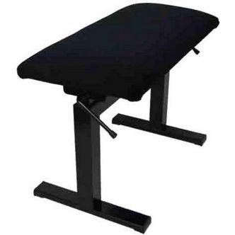 Hydraulic Piano bench Velvet