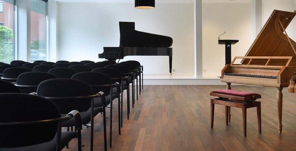PIano's Maene Alkmaar Concertzaal
