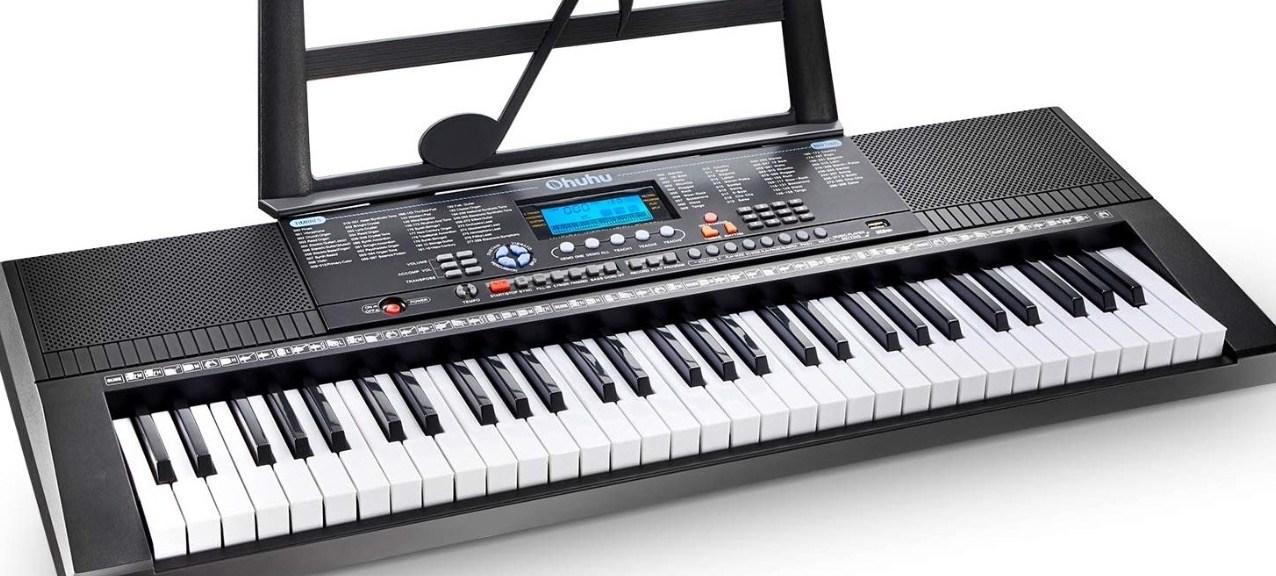 Verschil tussen een keyboard en een piano