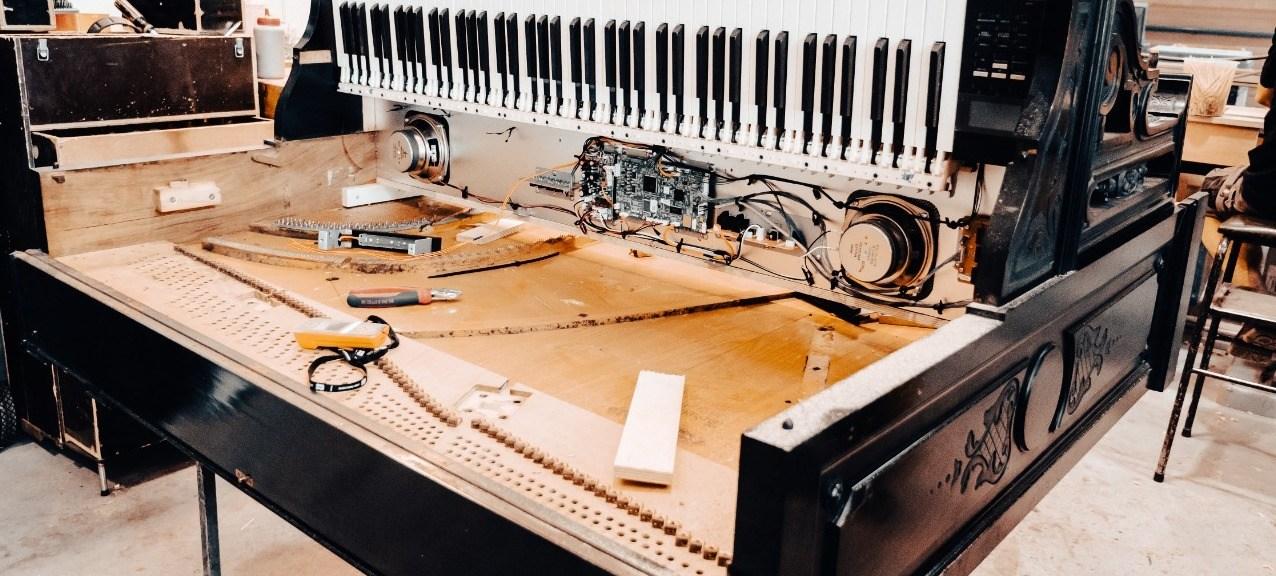 Essex piano droit