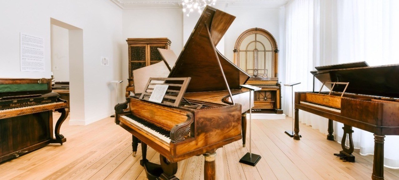 piano museum Brussels