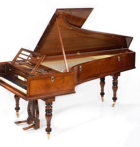 De favoriete piano van Beethoven!
