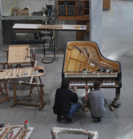 Piano Technisch Atelier