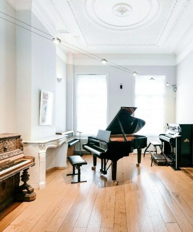 Piano's Maene Brussel