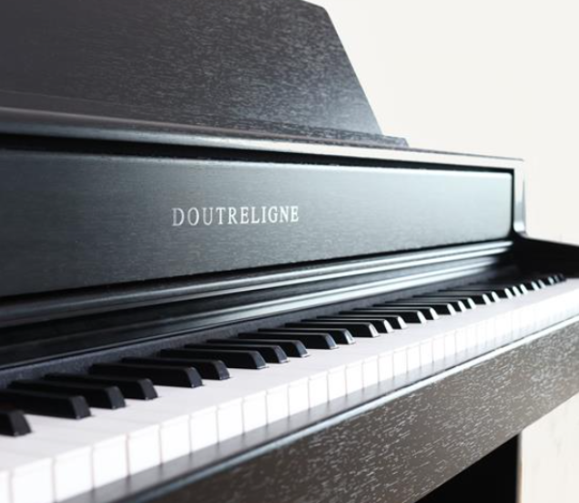 Digitale doutreligne piano
