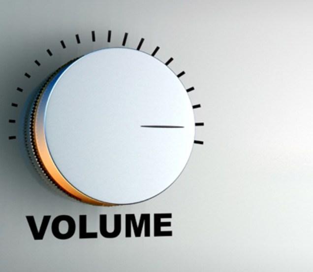 Volume bepaling piano
