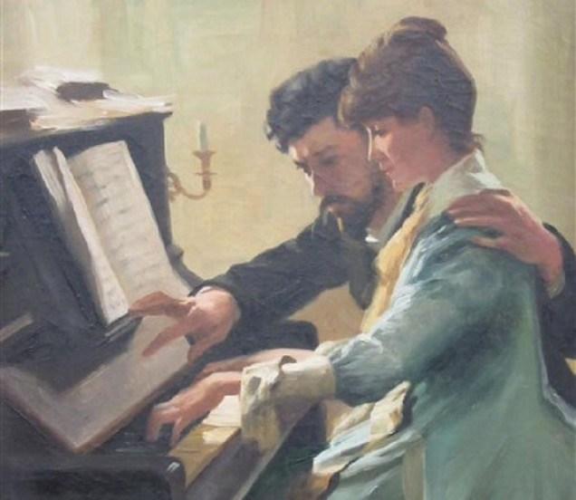 Piano leraar docent