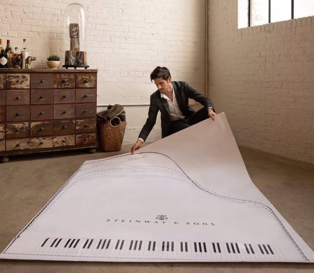 Steinway & Sons Template