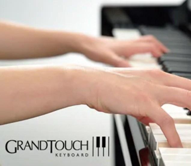 Grand Touch keyboard Yamaha CVP-809