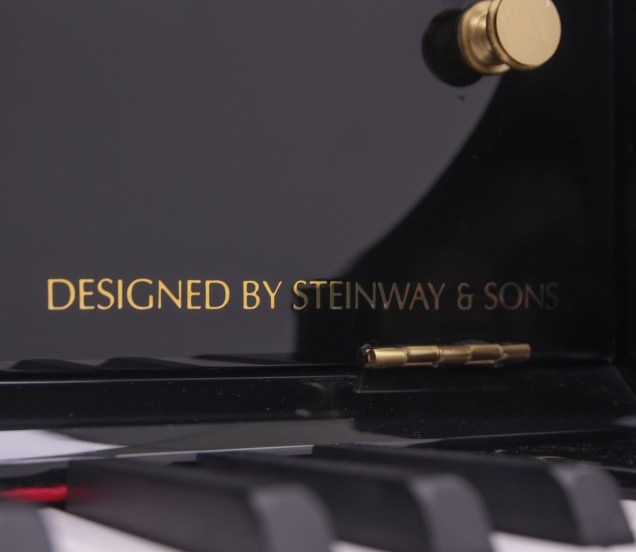 Designed By Steinway & Sons