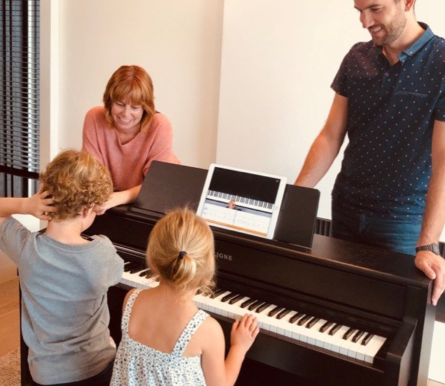 piano familie