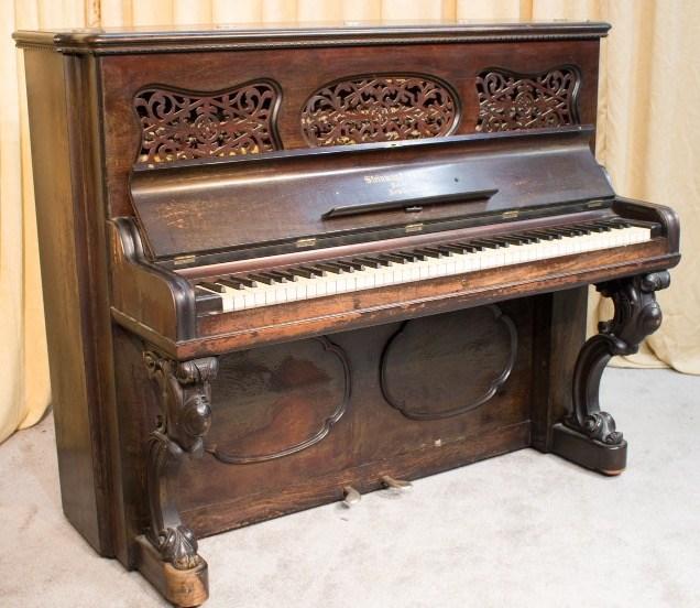 Antieke Steinway Piano