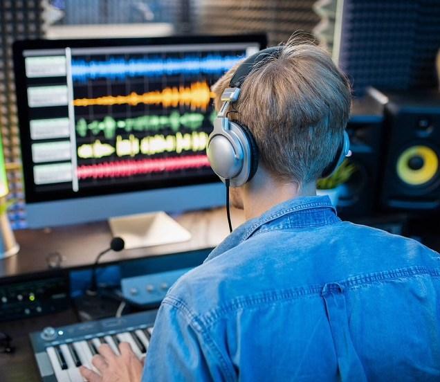 Computer music recording