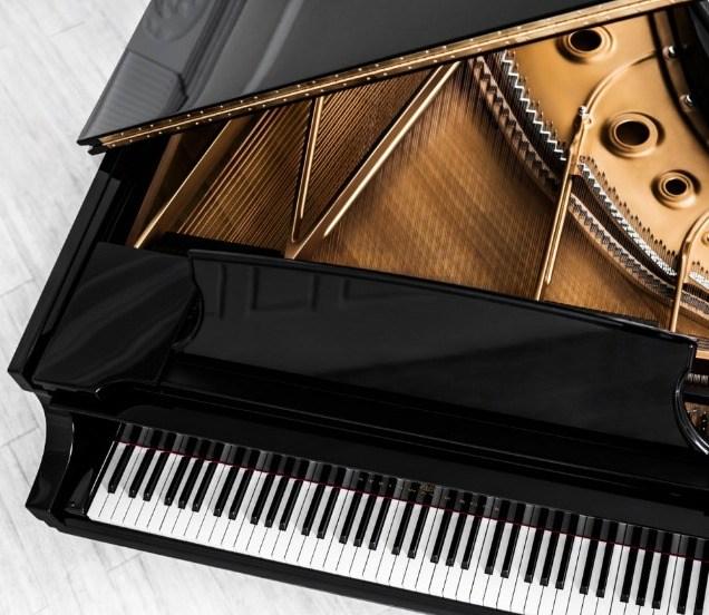 Steinway & Sons piano sélection concours Reine Elisabeth