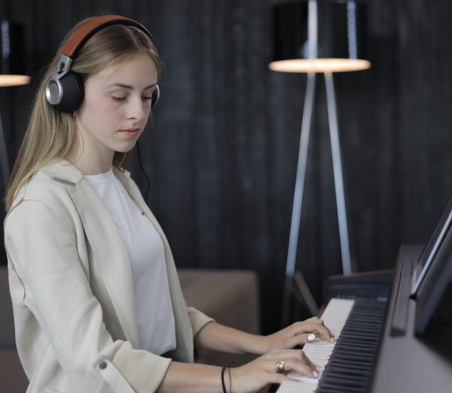 Silent piano's en hybride piano's